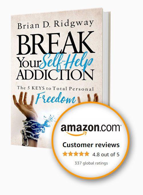 Break Your Self-Help Addiction